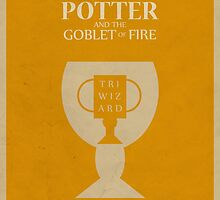 Harry Potter and the Goblet of Fire by funchurch