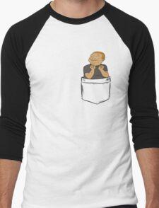 Bobby Pocket 2.0 Men's Baseball ¾ T-Shirt
