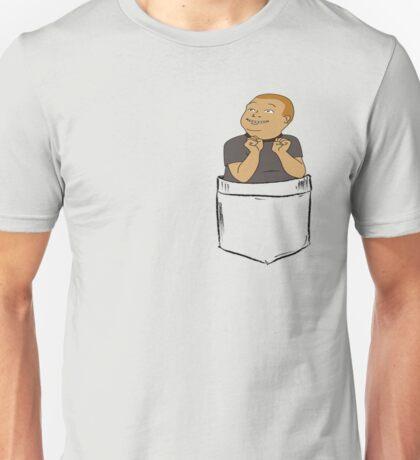 Bobby Pocket 2.0 Unisex T-Shirt
