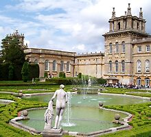 Blenheim Palace by GeorgeOne