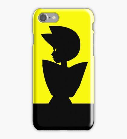 Yellow Diamond iPhone Case/Skin