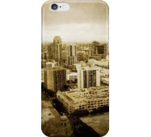 3608 Urban iPhone Case/Skin