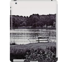 Empty Bench iPad Case/Skin