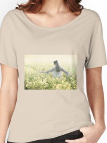 Fields of Gold Women's Relaxed Fit T-Shirt