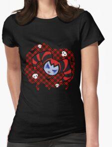 Spunky Reala the Nightmaren Womens Fitted T-Shirt