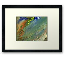 013# © (A.C.I.D.series) (Abstract) Framed Print