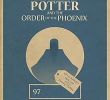 Harry Potter and the Order of the Phoenix by funchurch