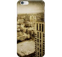 3607 Urban iPhone Case/Skin