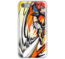 Roy | Flare Blade iPhone Case/Skin