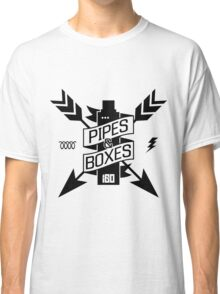 Pipes & Boxes Classic T-Shirt