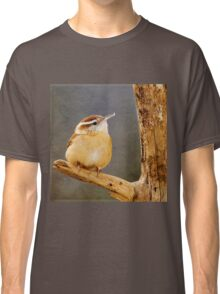 Carolina Wren Classic T-Shirt