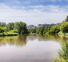 The Humber River by EugeJ