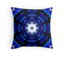 The Disc Of Origin Held Within The Guardian Of Forever Throw Pillow