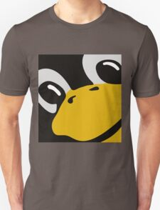 linux tux penguin eyes T-Shirt