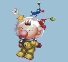 Olimar One Piece - Short Sleeve