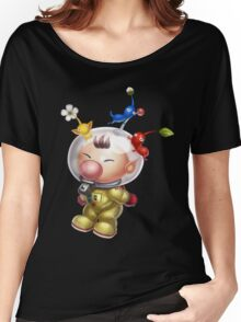 Olimar Women's Relaxed Fit T-Shirt