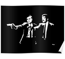 Cosmos Pulp Fiction Poster