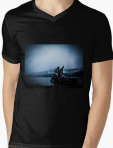 Relic of Nitinat Mens V-Neck T-Shirt