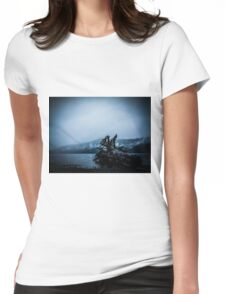 Relic of Nitinat Womens Fitted T-Shirt
