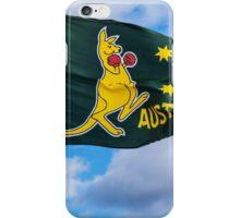 The Boxing Kangaroo iPhone Case/Skin