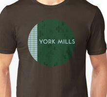 YORK MILLS Subway Station Unisex T-Shirt