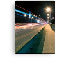 Lux road. Canvas Print