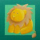 Lion by Koekelijn