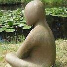 Meditating by sarnia2