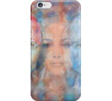 The passage fragment - phases and frequencies iPhone Case/Skin