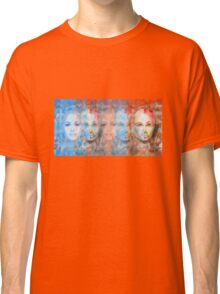 The passage fragment - phases and frequencies Classic T-Shirt