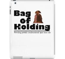 Bag of Holding iPad Case/Skin