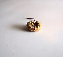GOLDEN CURLING by Paul Quixote Alleyne