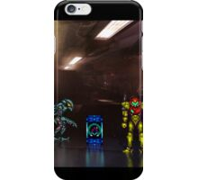 Super Metroid pixel art iPhone Case/Skin
