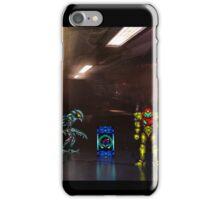 Super Metroid pixel art iPhone Case/Skin