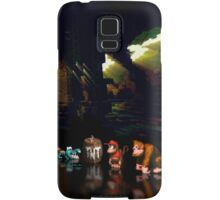 Donkey Kong Country pixel art Samsung Galaxy Case/Skin