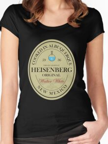 Heisenberg Home Brew Women's Fitted Scoop T-Shirt