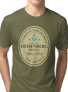 Heisenberg Home Brew Tri-blend T-Shirt