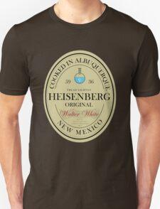 Heisenberg Home Brew Unisex T-Shirt
