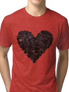 my evil heart! Tri-blend T-Shirt