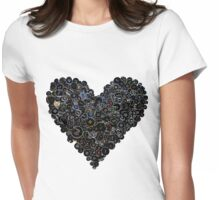 my evil heart! Womens Fitted T-Shirt