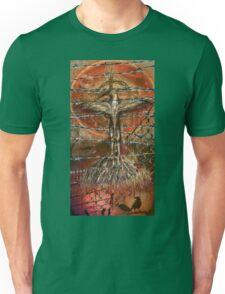 The hurting hidden moon Unisex T-Shirt