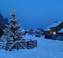 Merry Christmas From Goathland by m0azc