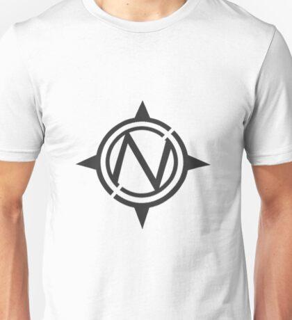 Naval Black Unisex T-Shirt