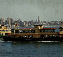 Ferries Crossing by Evita