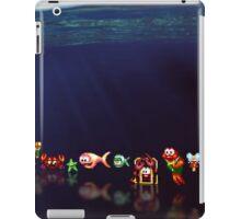 James Pond pixel art iPad Case/Skin