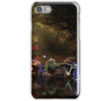 Moonstone pixel art iPhone Case/Skin