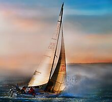 In The Midst... We Sail On by linaji