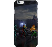 Terminator pixel art iPhone Case/Skin