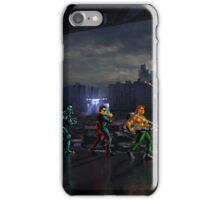Terminator pixel art iPhone Case/Skin