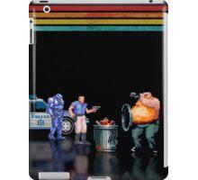 E-Swat - Cyber Police pixel art iPad Case/Skin